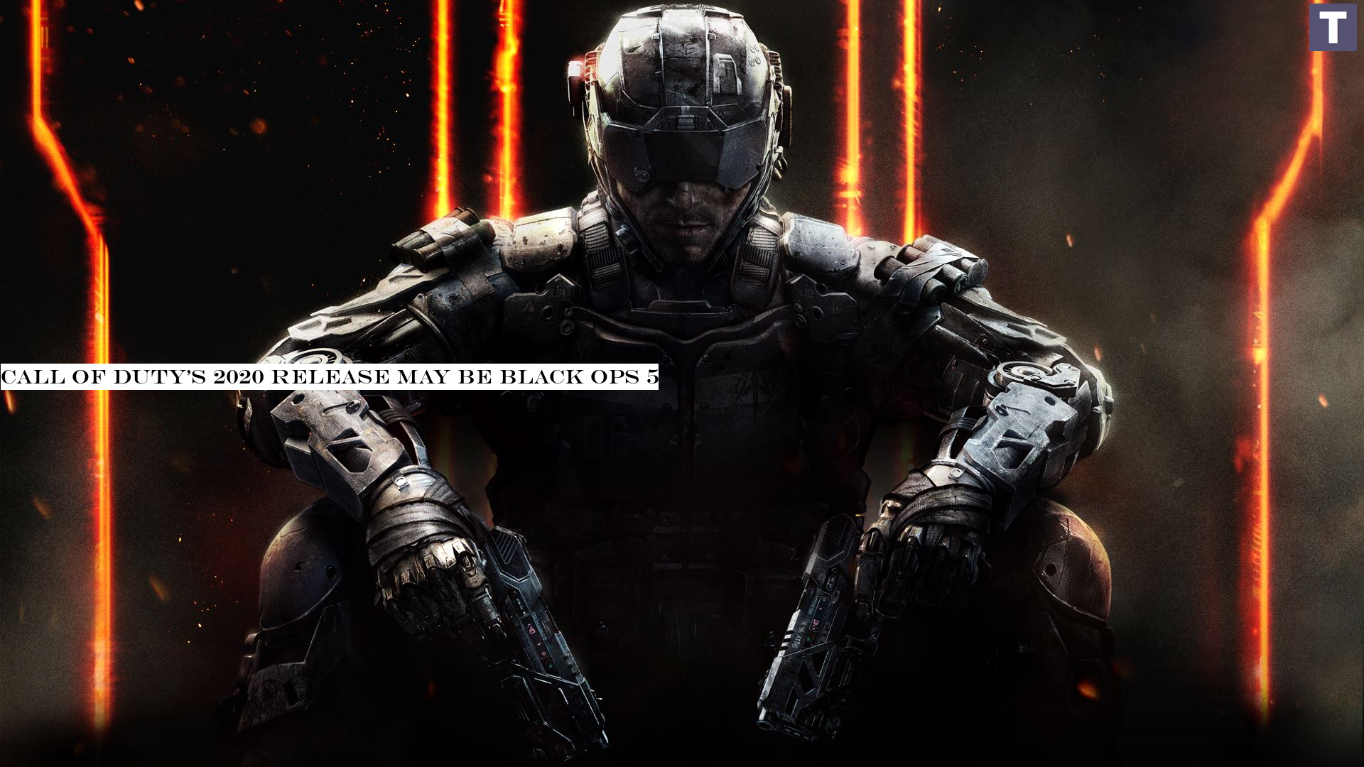 Call Of Duty S 2020 Release May Be Black Ops 5 Theindiansubcontinent