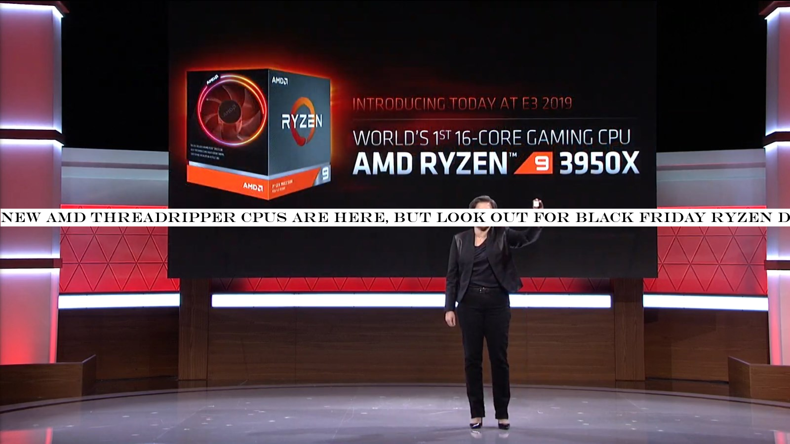 New Amd Threadripper Cpus Are Here But Look Out For Black Friday Ryzen Deals Theindiansubcontinent
