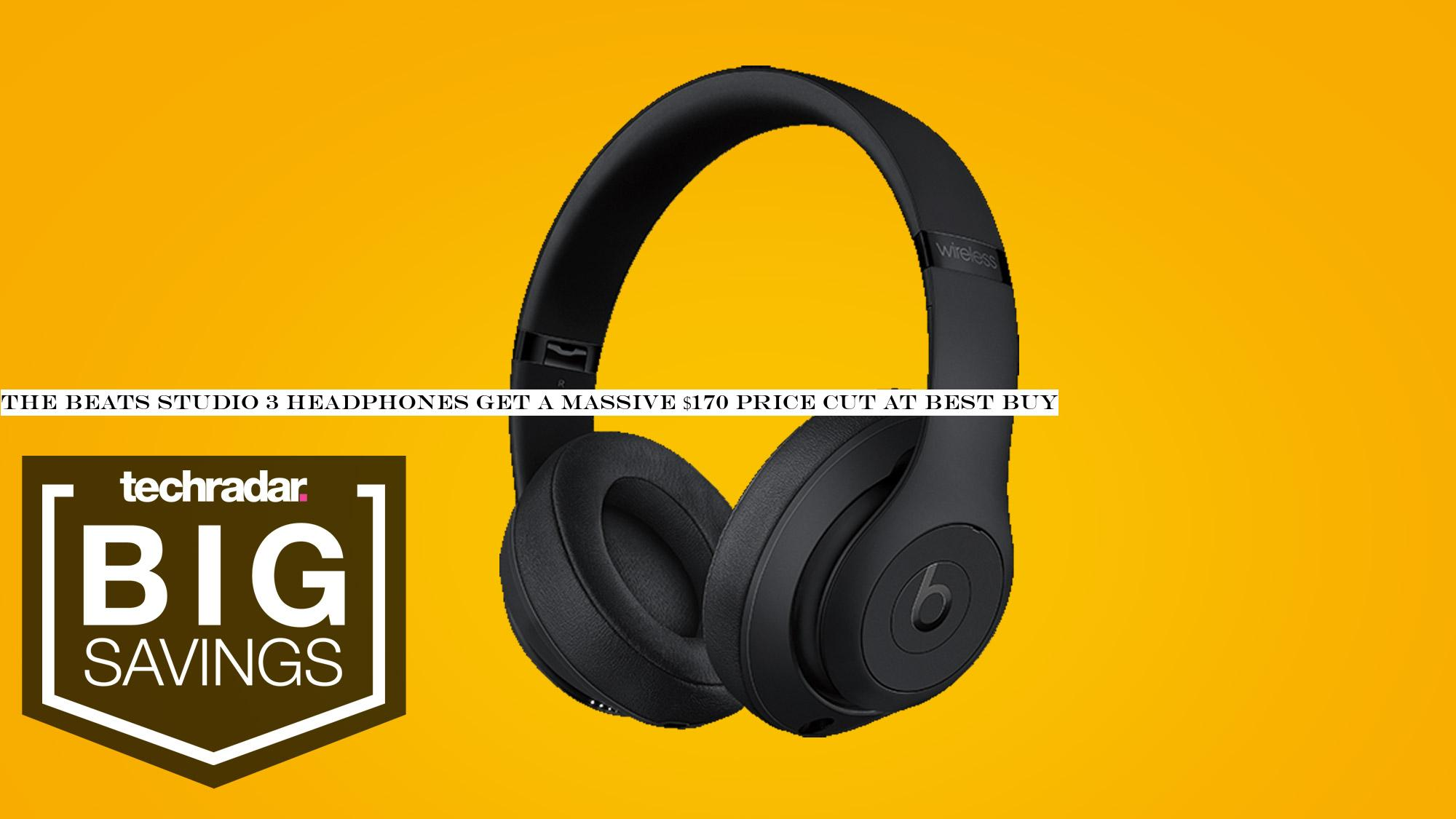 The Beats Studio 3 Headphones Get A Massive 170 Price Cut At Best Buy Theindiansubcontinent
